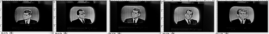 Still Movies - Nixon Kennedy Debate - 1st US Presidential TV Debate 1960